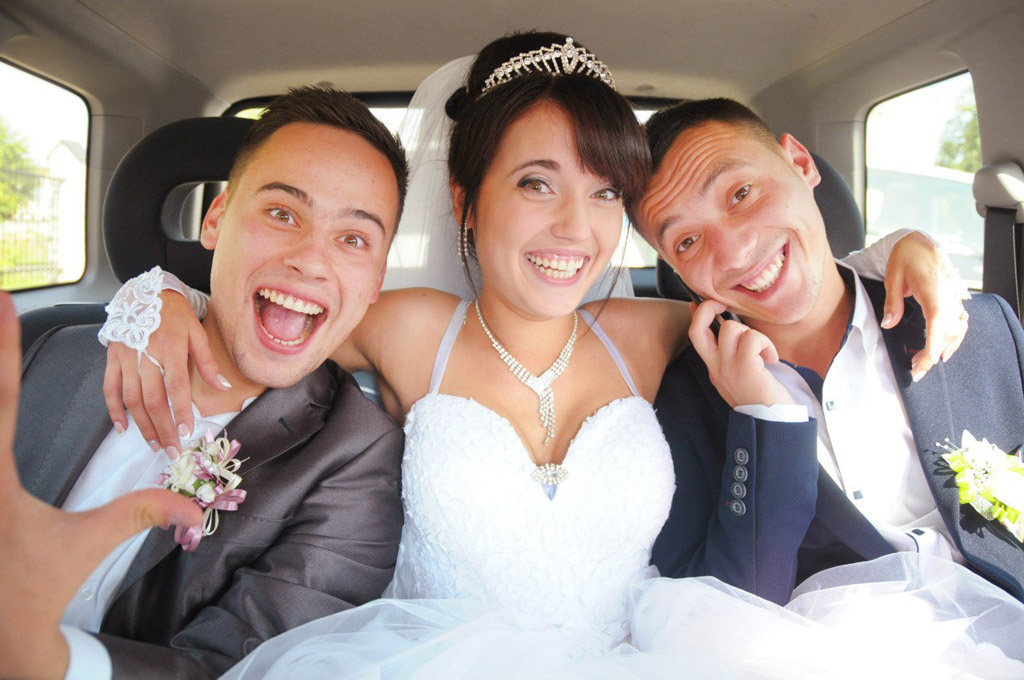 Весільна