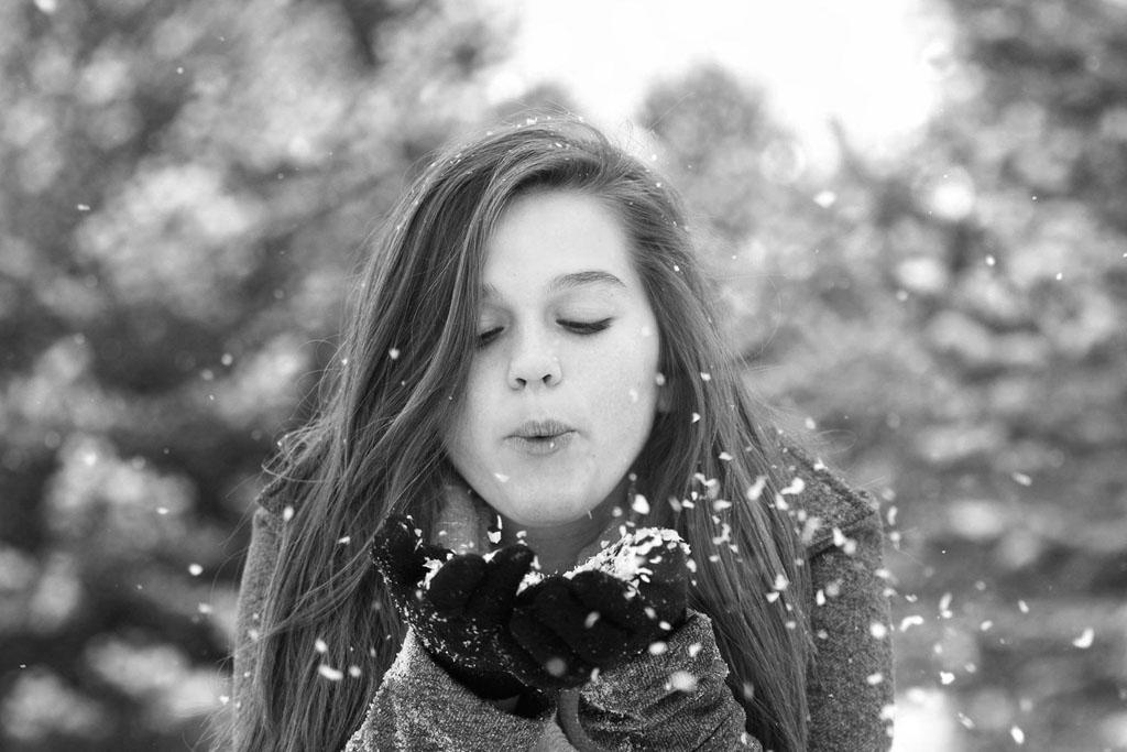 Зимова фотосесія у Львові